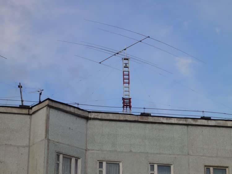 Подключение к коллективной антенне