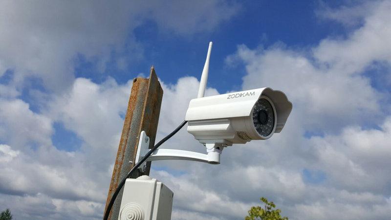 GSM видеонаблюдение